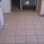 Kitchen tile installation 2