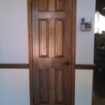 New kitchen Pantry Door