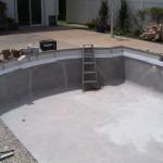 Pool Tile Installation