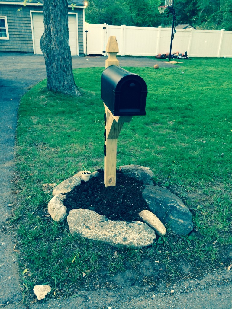 Ready to receive mail
